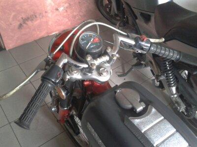 Projet Honda cb 250 k3 - Page 2 13476410