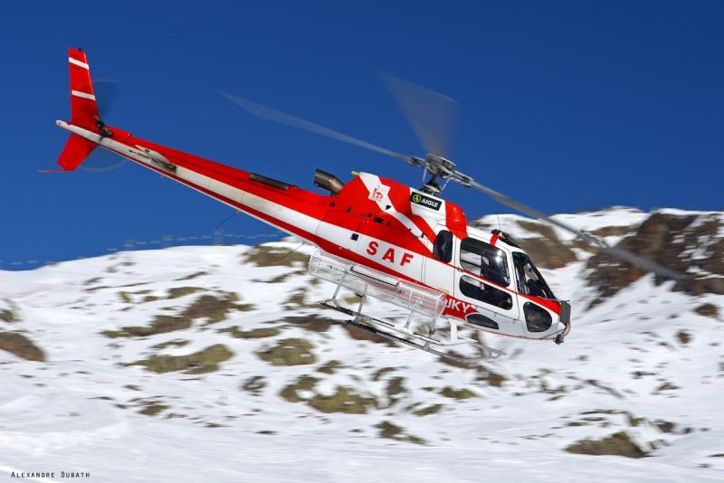 LAMA - Vends Big Lama EC135 As350b10
