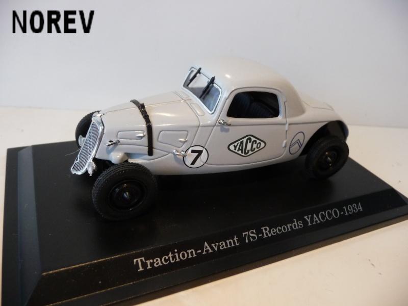 MA COLLECTION DE TRACTIONS 7 CV  - 1/43éme - modèles 1934 à 1937 P1020810