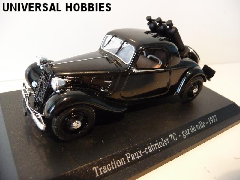 MA COLLECTION DE TRACTIONS 7 CV  - 1/43éme - modèles 1934 à 1937 P1020819