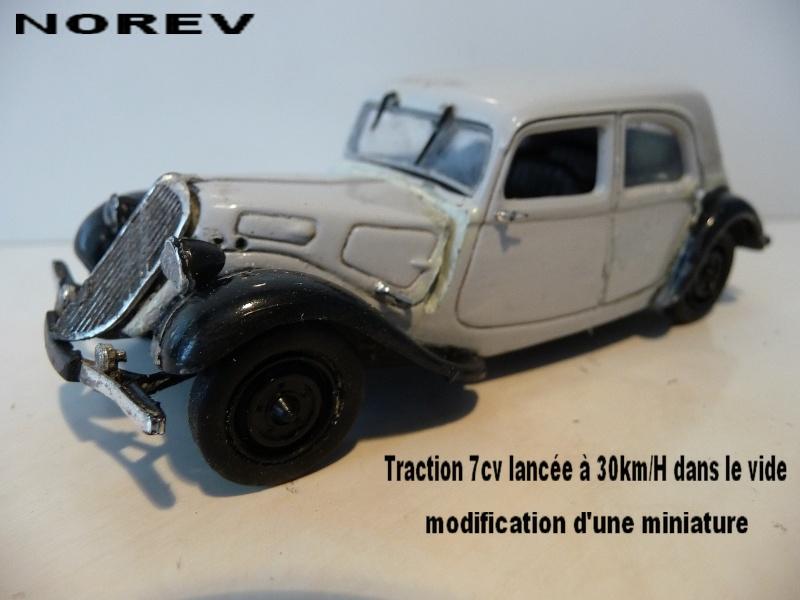 MA COLLECTION DE TRACTIONS 7 CV  - 1/43éme - modèles 1934 à 1937 P1020820