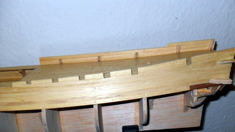 Hermione La Fayette 1780 / Artesania Latina Planke16
