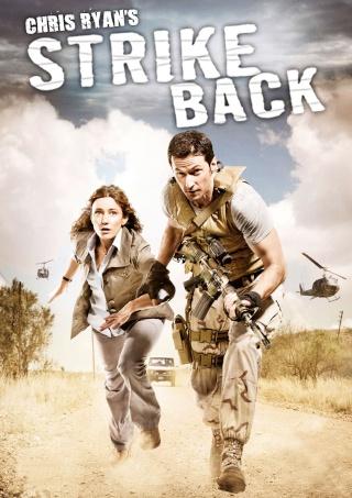 Strike Back - adicionando - Em exibição Poster13