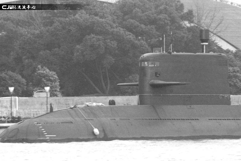 """SSK type 039A&B """"YUAN"""" 11011511"""