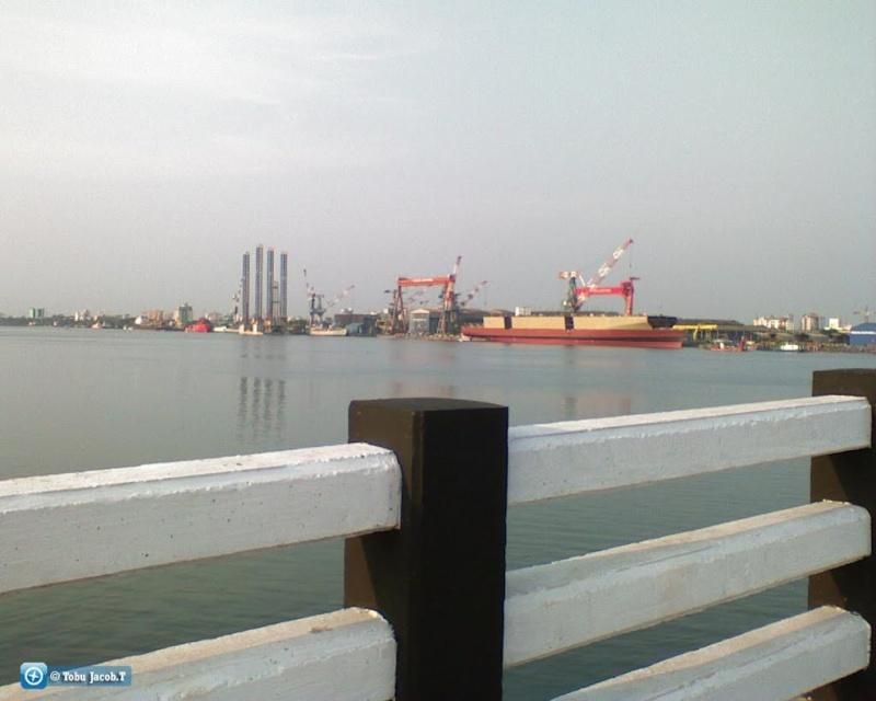 Construction navale à Cochin 30027310