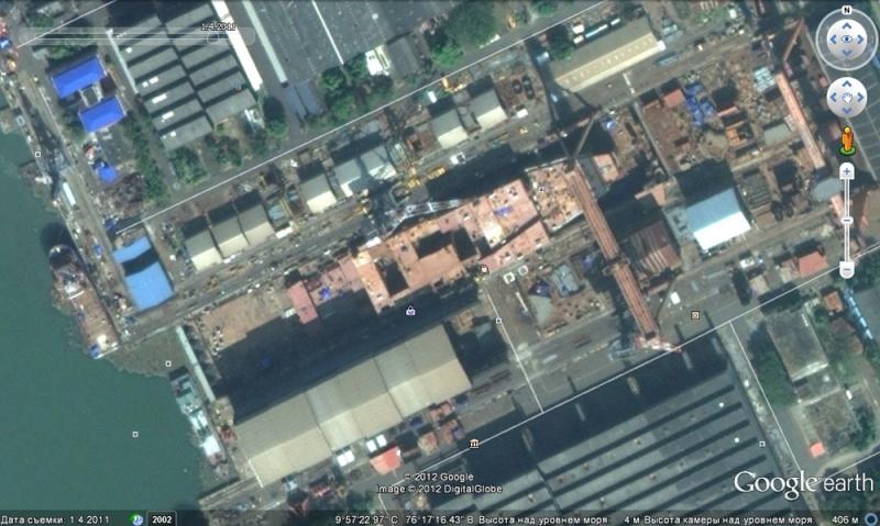 Construction navale à Cochin 30235310