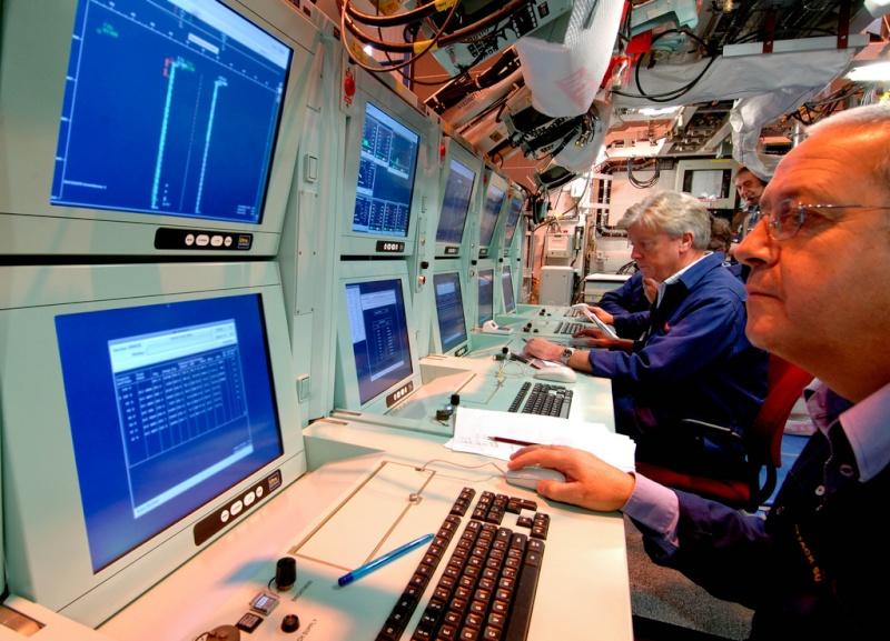 Sous-marin d'attaque HMS ASTUTE 52209910