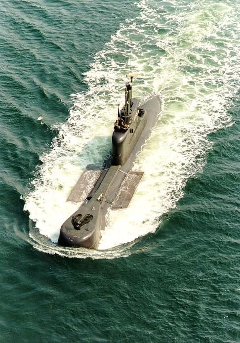 Premier Scorpène made in India U-206_10