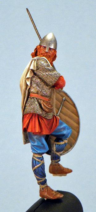 12° fig:Wiking de chez Lattore Models 1711