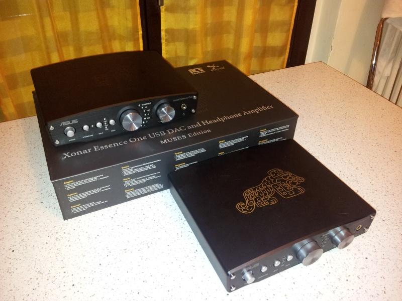 Dac Asus Xonar Essence One Muses Vs Asus Xonar Essence One LME49710HA Metal TO99 20130710