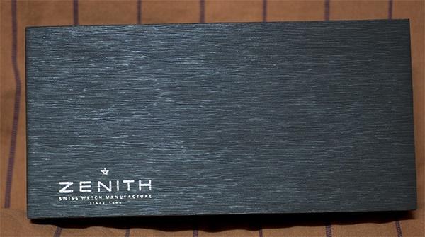 Ma première ZENITH - Merci Précistime Zenith13