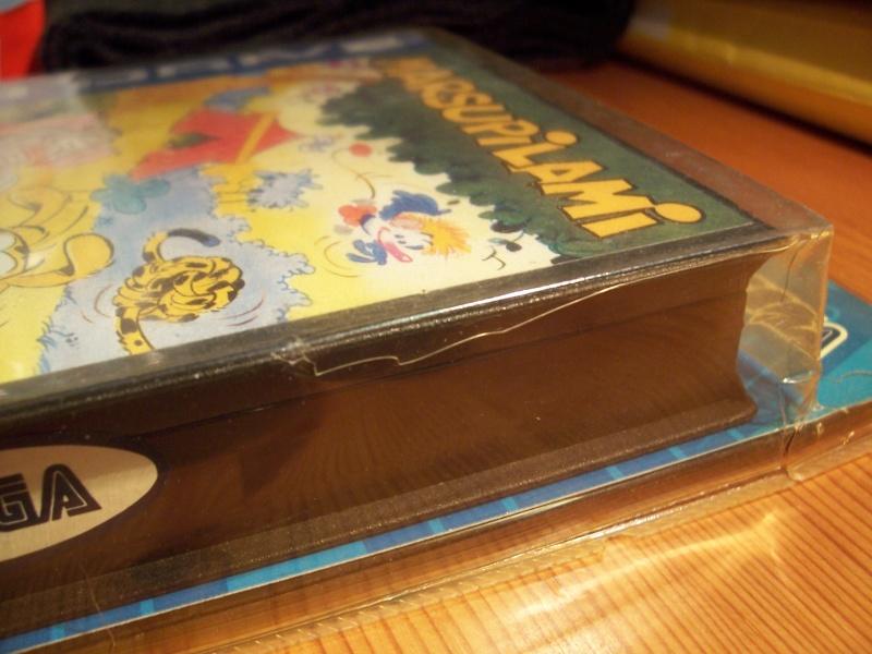 La collec Sega de Scrat : Nouveau pack megadrive le 25/08/13 100_2029