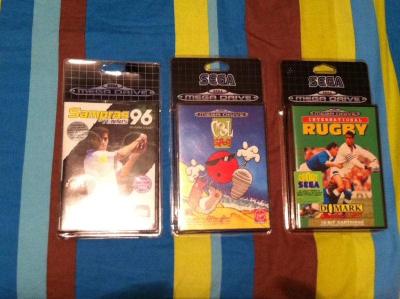 La collec Sega de Scrat : Nouveau pack megadrive le 25/08/13 Img_0110