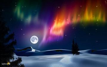 ondes de lumière - Portail Aurore11