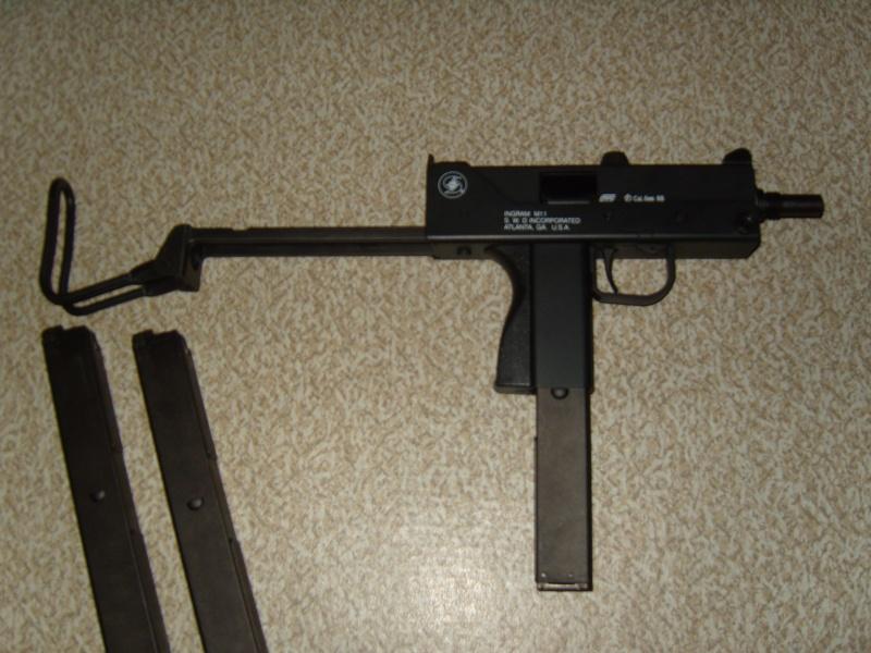 Ingram M11A1 Ss101311