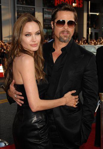 Brad Pitt et Angélina Jolie  - Page 2 Angeli12