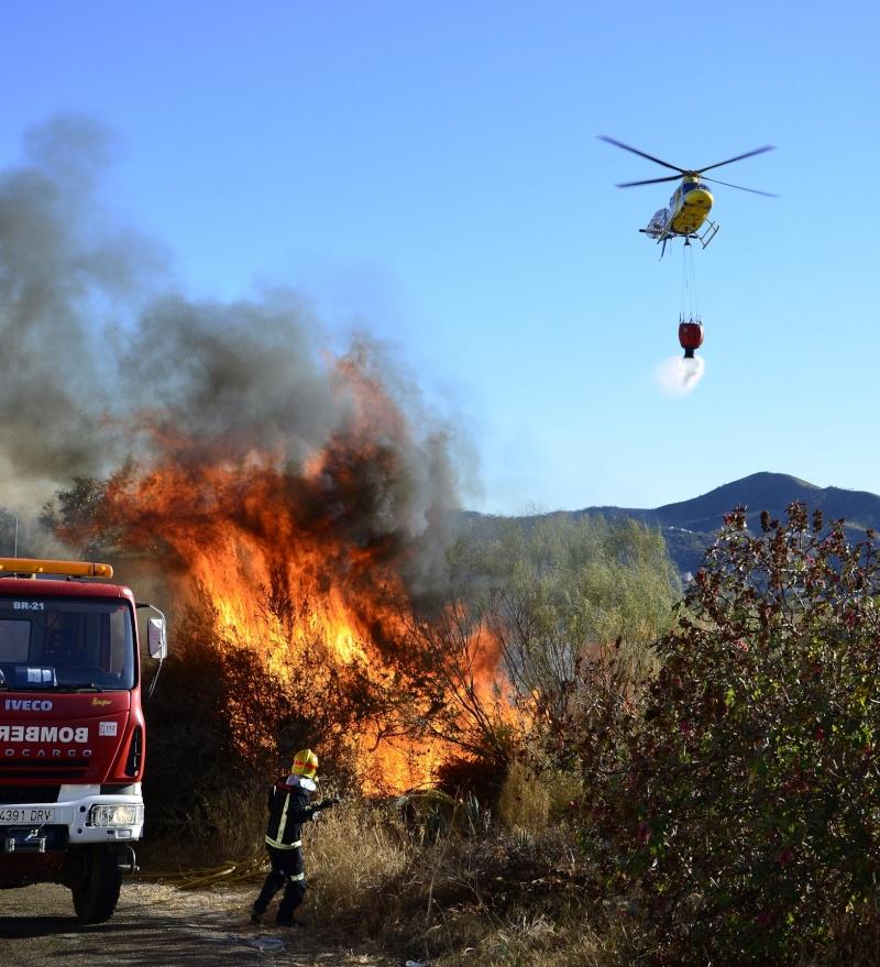 Fires in Spain Fire_210