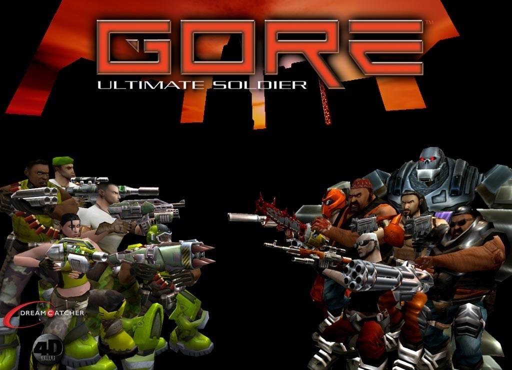 Gore Retail 1.50 for MultiPlayer Goreta10