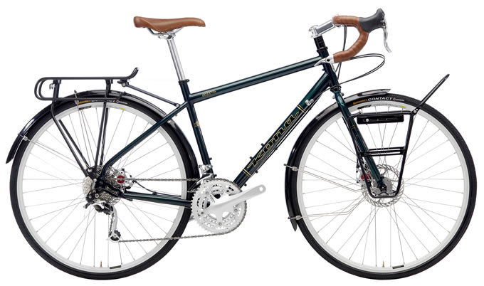 Un vélo de randonnée Sutra10