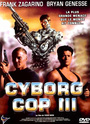 Affiches Films / Movie Posters  COP (FLIC) Cyborg12