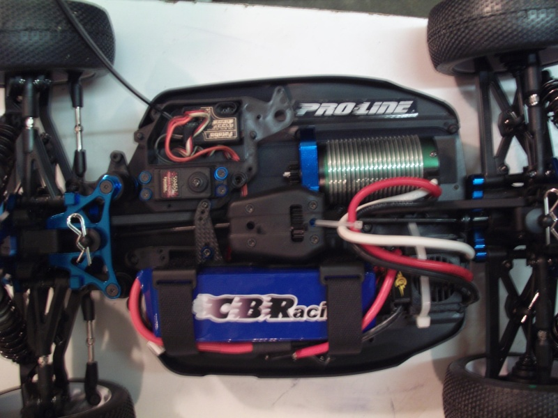 Mon projet Buggy 1/8 Asso RC8BE - Page 3 03011110