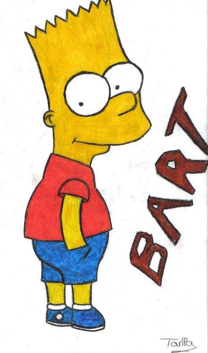 Mes petits dessins ! Bart10