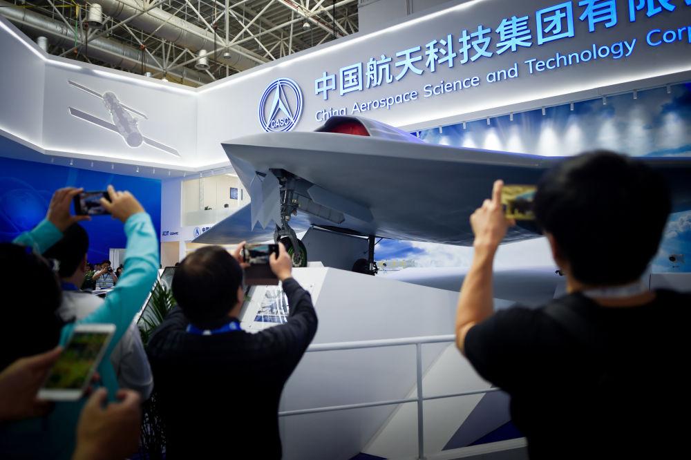 Salon aéronautique de Zuhai 2018 / Airshow China 2018 (6 au 11 novembre) 10695814