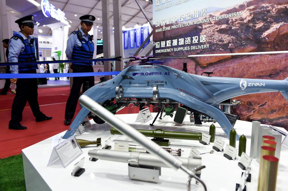 Salon aéronautique de Zuhai 2018 / Airshow China 2018 (6 au 11 novembre) 10695822