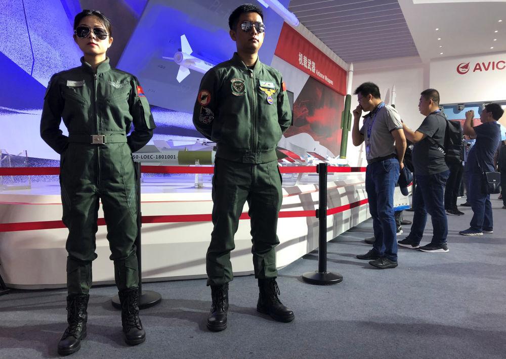 Salon aéronautique de Zuhai 2018 / Airshow China 2018 (6 au 11 novembre) 10695824