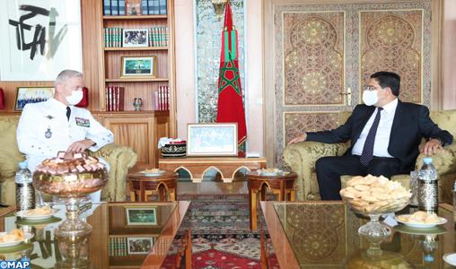 Diplomatie marocaine - Relations internationales - Page 36 Bourit12