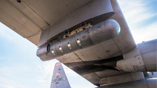 US Targeting Pods(Sniper,Litening,Lantirn..) C-130-10