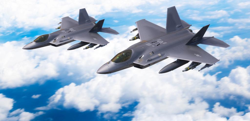 Korea Aerospace Industries KFX - Page 2 Cont0210