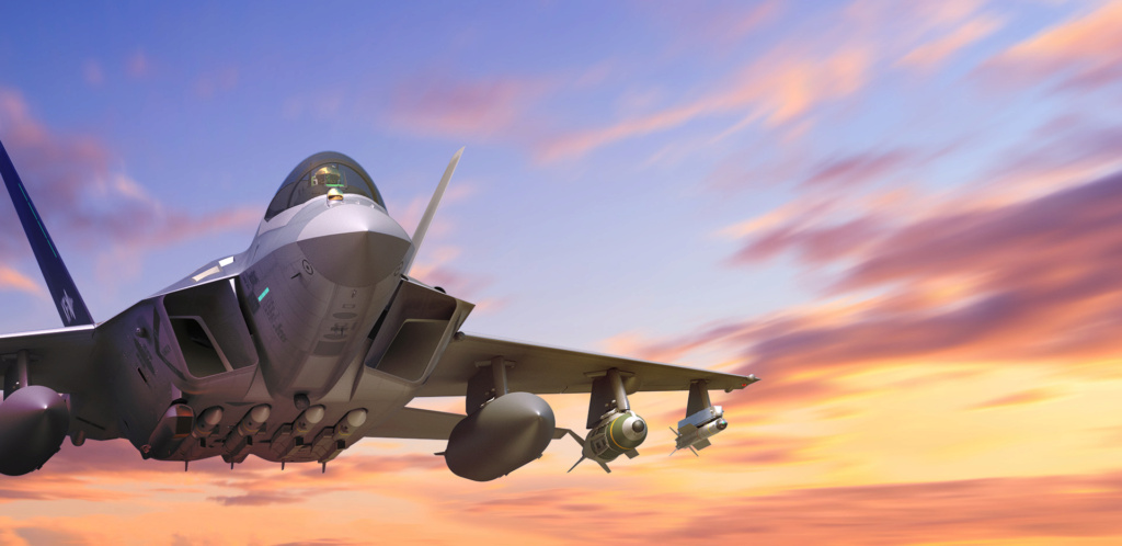 Korea Aerospace Industries KFX - Page 2 Cont0310