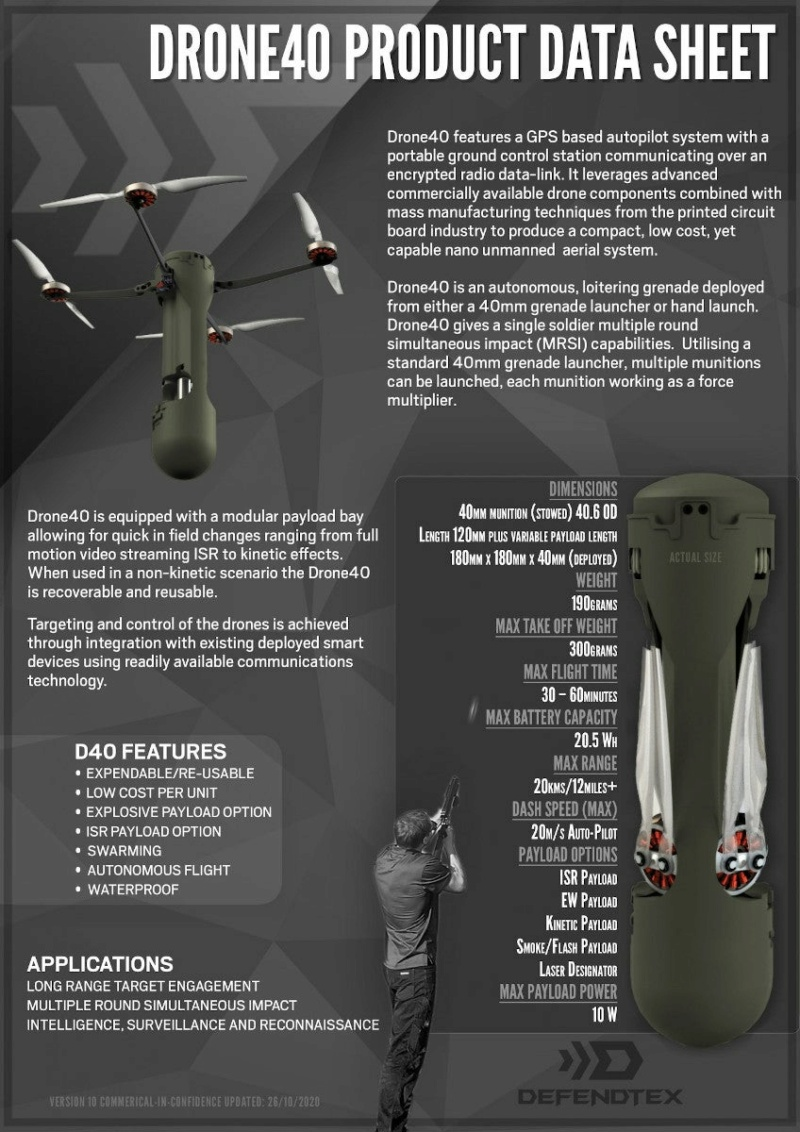 Drones / UAV - Page 14 Messa176