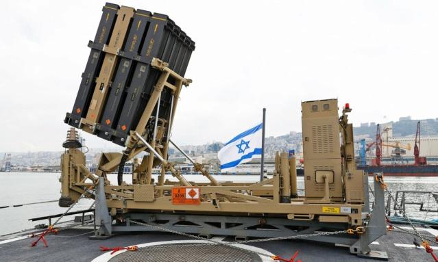 Armée Israélienne / Israel Defense Forces (IDF) - Page 6 Saar-511