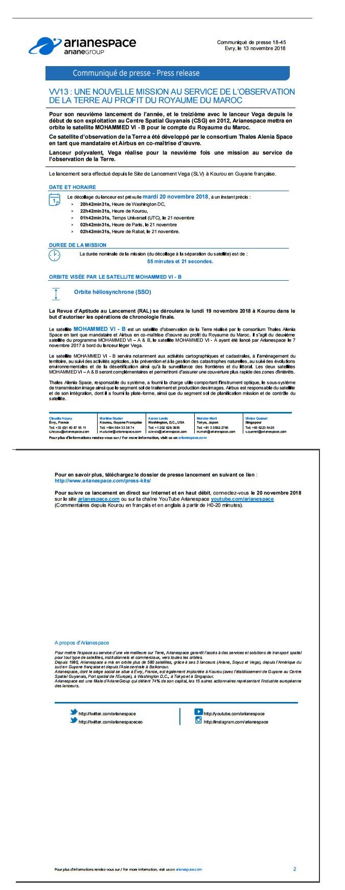 Satellites d´Observation Astrium/TAS pour les FAR (confirmé) - Page 10 Sat10