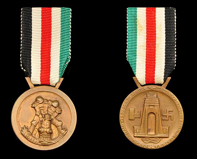 Médaille Afrikakorps Mzodai11