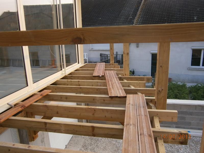 Terrasse en épicéa autoclave P7140210