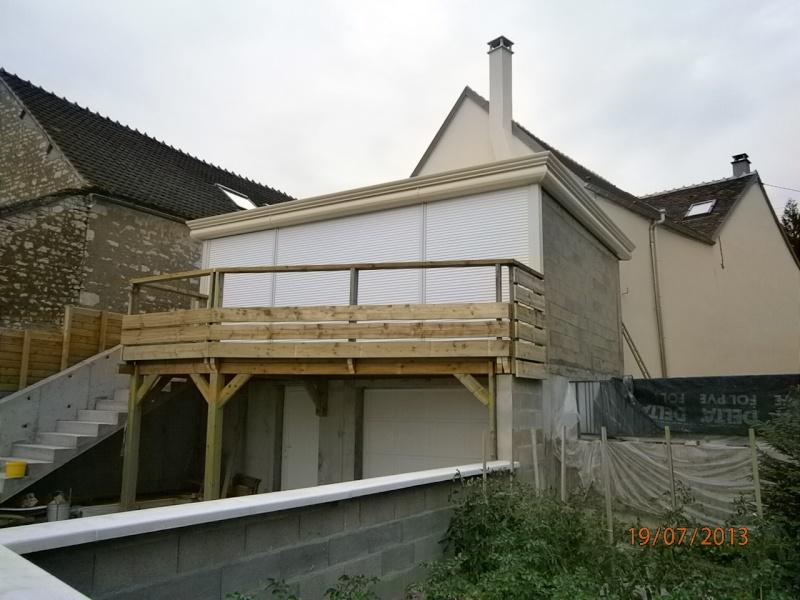Terrasse en épicéa autoclave P7190213