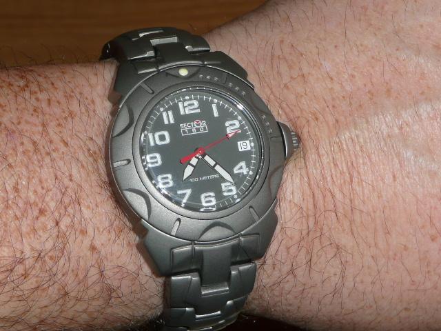 Quelle montre choisir ?  Sector10