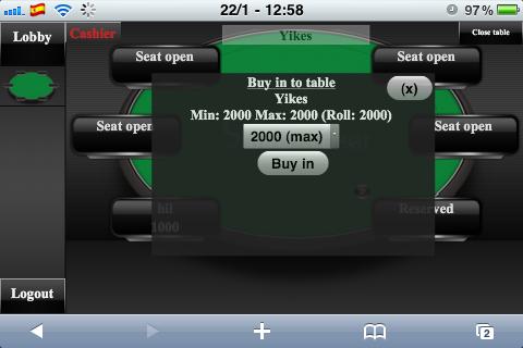Jouer au poker en argent réel sur iPhone Photo_18