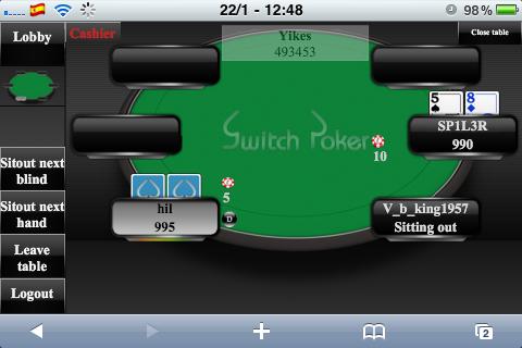 Jouer au poker en argent réel sur iPhone Photo_23