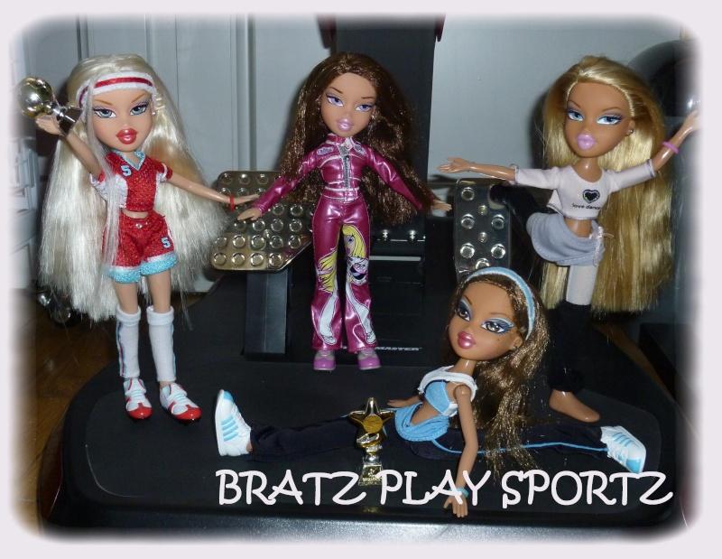 Bratz Play Sportz  P1000616