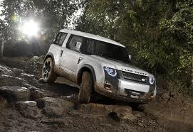 The new Land Rover Defender - your thoughts Defend10