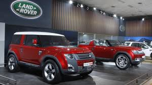 The new Land Rover Defender - your thoughts Defend11