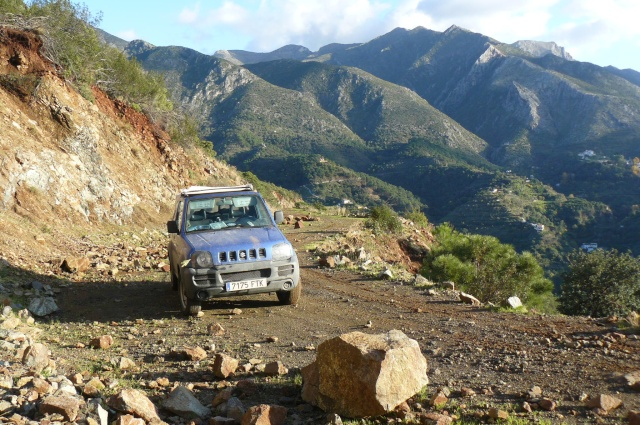 Canadian 4x4 Routes Spain010
