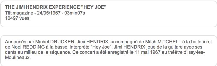 """Music Hall de France""/""Tilt Magazine"" : 11 mai 1967  Captur11"