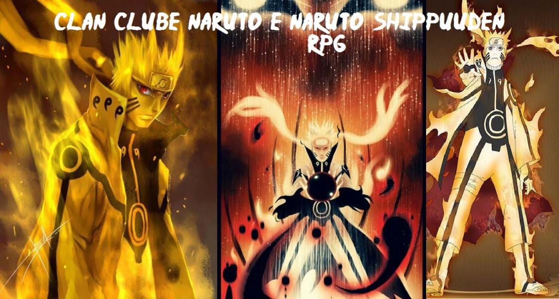 CLAN CLUBE NARUTO E NARUTO SHIPPUUDEN/RPG
