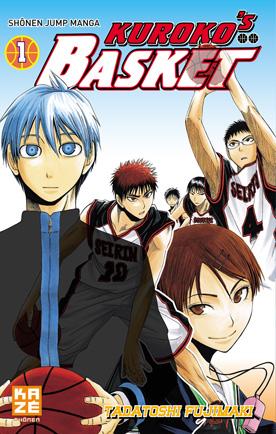 Kuroko's Basket [ de Tadatoshi Fujimaki au édition Kazé manga] Kuroko10