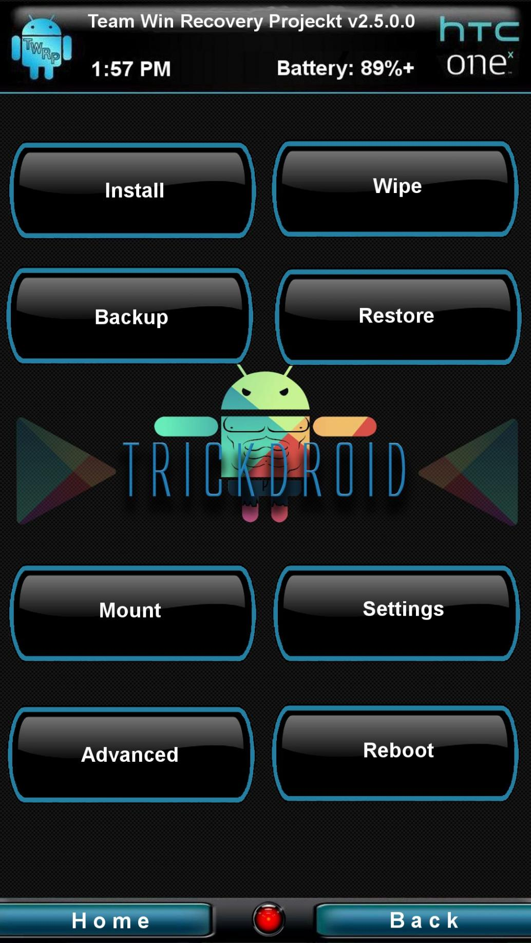 [RECOVERY HTC ONE M7] TWRP 3.0.0.0 [06/02/2016] 07tric10